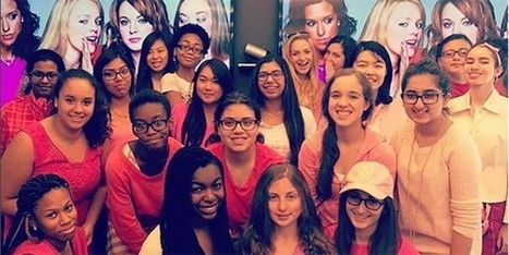 Girls Who Code Helps Teenage Girls Do Great Things   Using Technology to Transform Learning   Scoop.it