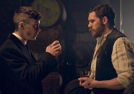 Writer-Director Steve Knight Moves from Indie 'Locke' to TV Hit 'Peaky ... - Indie Wire (blog) | A2 Media Studies | Scoop.it