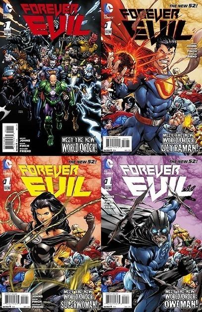EEUU: El mal es para siempre en el Universo DC - Hobby Consolas | Cómics y lectura | Scoop.it