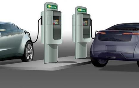 Electric Vehicle Charging Stations Coming to Kohl's | Jace Shoemaker-Galloway | Top CAD Experts updates | Scoop.it