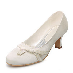 $ 74.39  Upper Mid Heel Closed-toes Wedding Shoes Special Occasion Shoes   beauty   Scoop.it