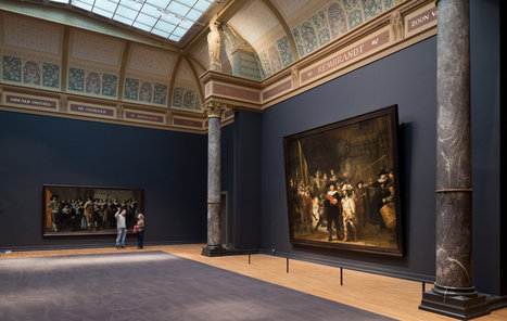 Glories Restored, Rijksmuseum Is Reopening After 10 Years | The History of Art | Scoop.it