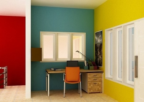 Kombinasi Warna Cat Rumah Minimalis | kidlinkshare | Scoop.it