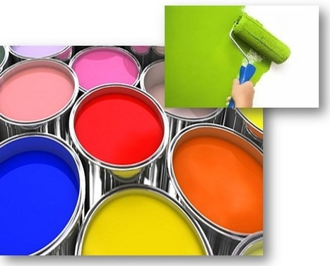 Macy Makes It Easy: Looking For The Right Paint? | Business & More | Scoop.it