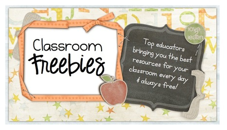 Classroom Freebies: Website Suggestion E-Book | TEFL & Ed Tech | Scoop.it