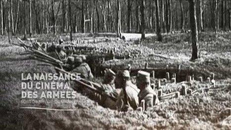 Histoires 14-18, il y a cent ans : naissance du cinéma des armées - France 3 Lorraine   La Grande Guerre au cinéma   Scoop.it