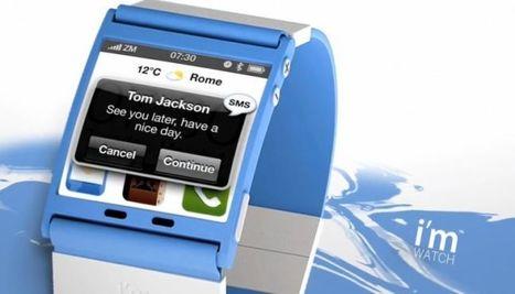 Une smartwatch Android prévue le 31 octobre | toute l'info sur Google | Scoop.it