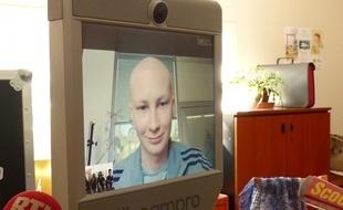 Lyon: Des robots pour permettre aux jeunes hospitalisés d'être un peu à la maison | Une nouvelle civilisation de Robots | Scoop.it