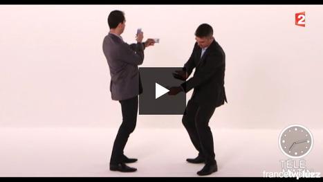 France 2 - #BleamCard: la 1ère carte de visite en réalité augmentée | Digital marketing in physical world | Scoop.it