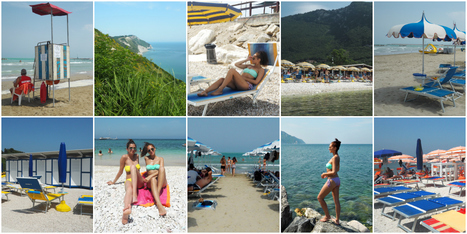 Les Berlinettes: a German Fashion Blogger Explored Le Marche Beaches | Le Marche another Italy | Scoop.it