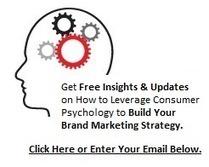 Branding Psychology Insights: Influencing Consumer Reaction - Brand Marketing Psychology | BrandMarketingPsychology.com | Scoop.it