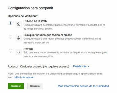 Blog de Antonio Omatos » Google Drive como sitio web | ticJR | Scoop.it