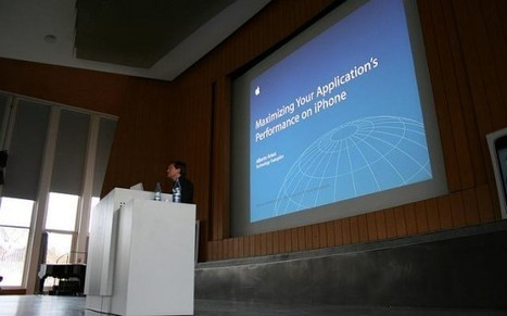 Creaceed participera à l'évènement Tech Talks d'Apple | Belgitude | Scoop.it