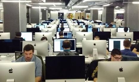 Xavier Niel va ouvrir une deuxième école 42, dans la Silicon Valley cette fois | Presse-Citron | Culture numérique | Scoop.it