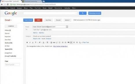Determina si tu mail fue leído con Bananatag | Pedalogica: educación y TIC | Scoop.it