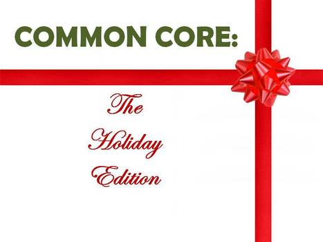 Common Core for the Holidays - LiveBinder | Oakland County ELA Common Core | Scoop.it