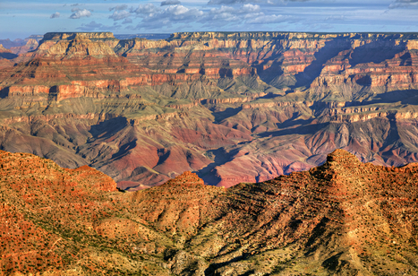 A Geological Tour From 30,000 Feet Up | Lorraine's Landscapes and landforms | Scoop.it