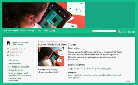 Initial iPad Setup | The Classroom iPad Library | Scoop.it