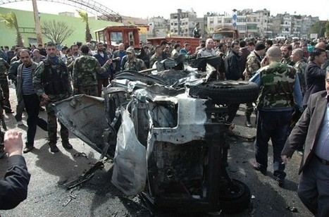#Syria, Homs: 1 Martyred, 24 Injured in Car Bomb Blast | From Tahrir Square | Scoop.it
