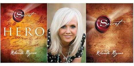 'The Secret' Author Rhonda Byrne on 'Star Wars' and the Law of Attraction | Amazing Book Features | Scoop.it