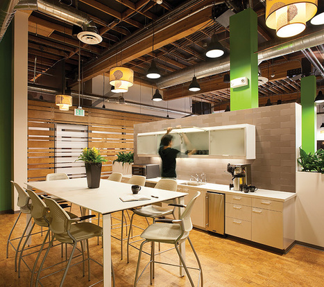 Coworking: Our Window into the Workplace of the Future? | Splaces of work | Scoop.it
