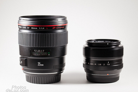 How good is the Fuji XF 35mm f1.4 R lens? |  HamburgCam | Fuji X-Pro1 | Scoop.it