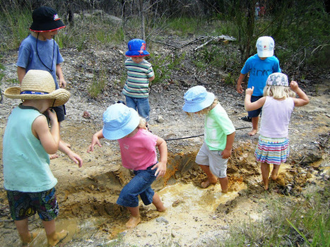 let the children play: 10 articles on children's play in nature | Early Years Childcare | Scoop.it