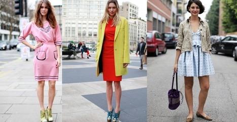 Comment choisir sa robe ? Un article pour se rappeler de l'été… | Ma vie en Robe | Ma mode femme | Scoop.it