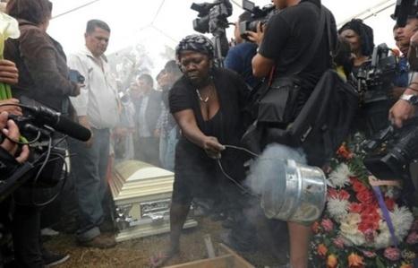 Honduras: des milliers de personnes à l'enterrement de la militante écologiste assassinée   décroissance   Scoop.it