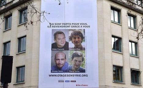 Journalistes français otages en Syrie: Que sait-on de leur libération? | Au hasard | Scoop.it