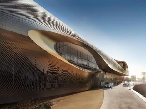 Zaha Hadid Architects remporte la construction d'un musée en Arabie Saoudite | Dans l'actu | Doc' ESTP | Scoop.it