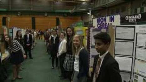 Students Show Off Skills in 'Olympics of Science and Engineering' - fox8.com   CLOVER ENTERPRISES ''THE ENTERTAINMENT OF CHOICE''   Scoop.it