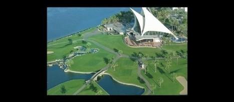 Luxe, démesure et golf à Dubaï - Le Point   actualité golf - golf des vigiers   Scoop.it