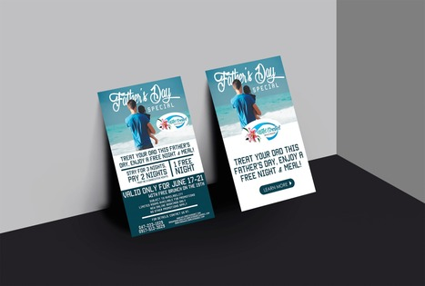 Promotional Advertisement Graphic Design and Layout | Mance Creative - Graphic and Website Design | Scoop.it
