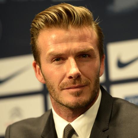 Bientôt au PSG, David Beckham va ouvrir un restaurant... - Plurielles.fr | Cook&post | Scoop.it