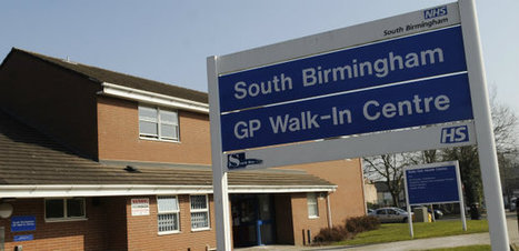 Campaign to save Birmingham NHS walk-in centres relied on by thousands | History | Scoop.it