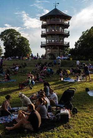For Philadelphia and Baltimore, Parks are Central to Livability | Suburban Land Trusts | Scoop.it