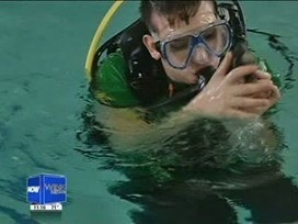 Naples teen overcomes disability one dive at a time | All about water, the oceans, environmental issues | Scoop.it