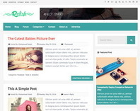 Relish Blogger Template | Blogger Templates 2016 | Blogger themes | Scoop.it