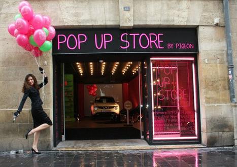 Location de boutique éphémère : ça vous tente ? - GoReception | Organisation d'evenements professionnels France | Scoop.it