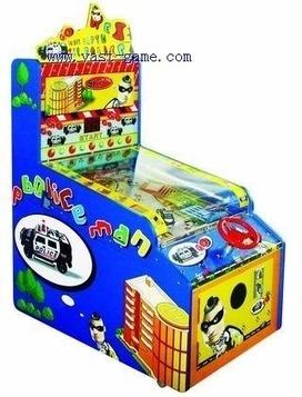 Policeman Action Redemption Game Machine Ticket Game Machine | Vast-Game | Scoop.it