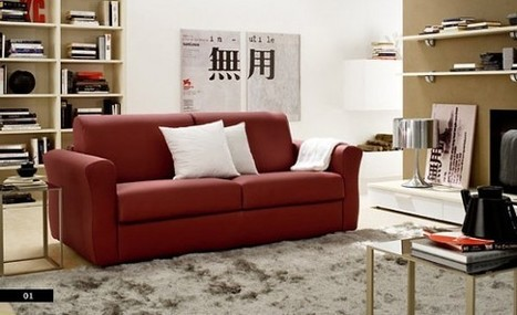 Cool Contemporary Sofa Sets for Living Room | Awesome Architecture, Interior & Home Inspirations ~ eLuros.com | Living Room 2013 | Scoop.it