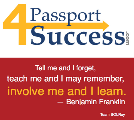 Involve Me and I Learn | Motivational Quotes | Scoop.it