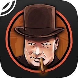 App of the Week: Can you think like Churchill? | eSchool News | iPads in Education | Scoop.it