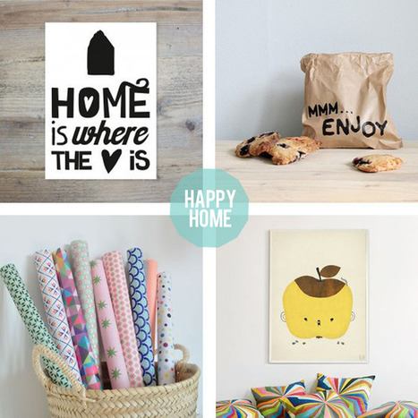 Happily Ever After: Happy Home | Interior Design & Decoration | Scoop.it