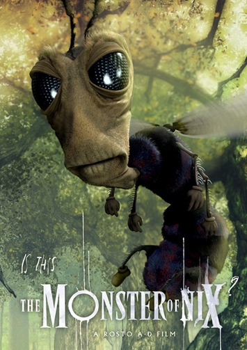 THE MONSTER OF NIX - A ROSTO A.D FILM | Machinimania | Scoop.it