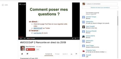Animer un MOOC : un peu, beaucoup, à la folie…. passionnément | EdTech, MOOC and Social Learning | Scoop.it