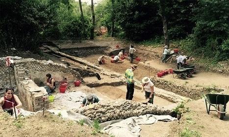 Les Découvertes Archéologiques: Villa d'Hadrien: une nouvelle construction mise au jour à Tivoli | Formule | Scoop.it