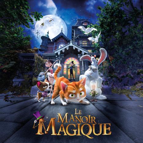 Le Manoir Magique, une aventure au cinéma le 25 décembre 2013   divertissement   Scoop.it