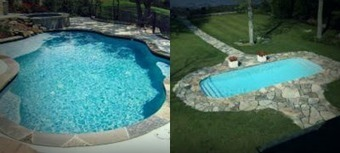 Inground Fiberglass Pool Designs | Swimming Pool | Scoop.it